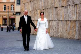 Foto 4 Brautkleid / Hochzeitskleid