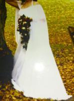 Brautkleid ( Mittelalter Stil )