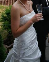 Foto 2 Brautkleid, elfenbein