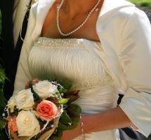 Foto 3 Brautkleid, elfenbein