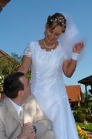 Brautkleidung inkl.zubehör