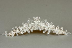 Foto 12 Brautschmuck - Handgefertigte edle Accessoires - Diademe, Tiara, Halsketten, Haark�mme aus Swarovski-Kristallen, S�sswasserperlen hochwertig verarbeitet