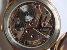 Foto 2 Breitling 18 karat Herren Armbanduhr