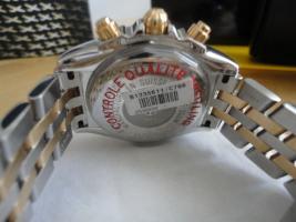 Foto 2 Breitling Chronomat b13356 Stahl/Gold