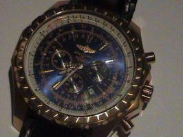 Breitling Uhr Bentley Motors Automatic