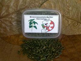 Brennesselsticks - Garnelenfutter - Schneckenfutter - Krebse - Cpo
