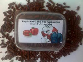 Foto 3 Brennesselsticks - Garnelenfutter - Schneckenfutter - Krebse - Cpo