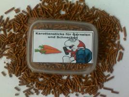 Foto 6 Brennesselsticks - Garnelenfutter - Schneckenfutter - Krebse - Cpo