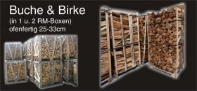 Brennholz Birke ab 59, - Eur, Kaminholz Buche Birke