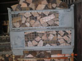 Brennholz Buche Eiche