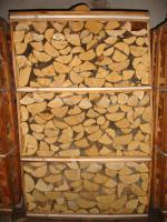 Brennholz aus Buche getrocknet Palette mit 3SRM/Palette 1,66 SRM.Super Qualität!!!