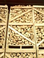 Foto 2 Brennholz in Paletten-trocken oder feucht
