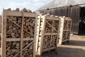 Brennholzangebot