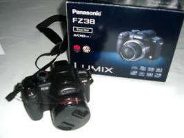 Bridgekamera Panasonic LUMIX DMC-FZ38