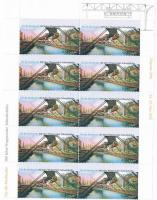 Foto 5 Briefmarken 10 er Bögen 9 Motive !