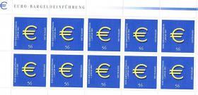 Foto 7 Briefmarken 10 er Bögen 9 Motive !