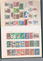 Foto 4 Briefmarken BERLIN 1957 - 1971 **