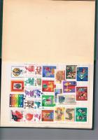 Foto 6 Briefmarken BERLIN 1957 - 1971 **