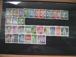 Briefmarken: Berlin postfrisch