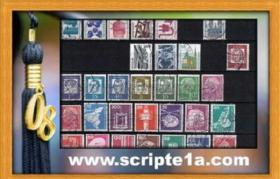 Briefmarken Webseite