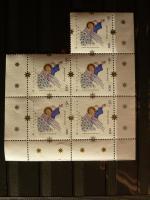 Briefmarken - Wohlfahrtsbriefmarken/Weihnachten