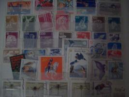 Foto 5 Briefmarkensammlung