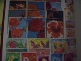 Foto 8 Briefmarkensammlung