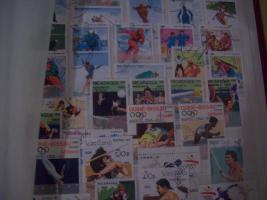 Foto 15 Briefmarkensammlung