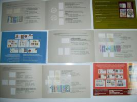 Foto 2 Briefmarkensammlung  der Vereinte-Nationen-Genf komplett