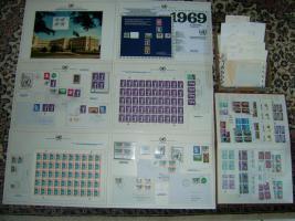 Foto 3 Briefmarkensammlung  der Vereinte-Nationen-Genf komplett