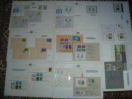 Foto 7 Briefmarkensammlung  der Vereinte-Nationen-Genf komplett