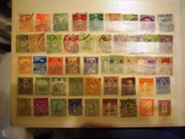 Foto 2 Briefmarkensammlungen, HEuss-Sammlung, Alben, ....