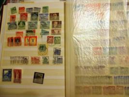Foto 3 Briefmarkensammlungen, HEuss-Sammlung, Alben, ....