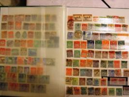 Foto 4 Briefmarkensammlungen, HEuss-Sammlung, Alben, ....