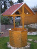 Brunnenhäuschen für den Garten