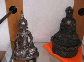 Foto 5 Buddha-Sammlung mit viel Asia-Zubehör in DU zu verkaufen