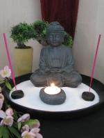 Buddha-Set 6tlg. Zum Hammer Preis