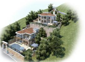 Foto 2 Budwig Immobilien - T�rkei - Alanya - 5 Zi. Luxusvilla im Naturschutzgebiet - M361