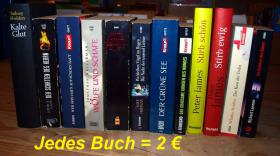 Bücher-Flohmarkt von privat
