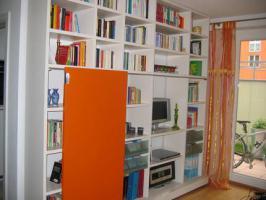 Bücherwand von Brinkmann
