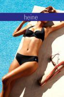 Bügel-Bikini schwarz Glumann Gr. 38 B-Cup Neu & OVP