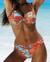 Bügel-Bikini - Solar - Größe Cup C/36 - NEU