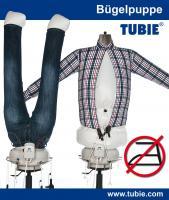 Bügelmaschine Tubie – Trocknen und Bügeln in Einem