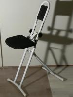 Foto 2 Bügelstuhl klappbar