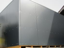 Foto 3 Büro-Lager-Wohncontainer, Imbiss-Würstelstand, Garage