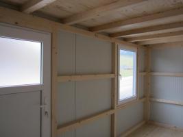 Foto 4 Büro-Lager-Wohncontainer, Imbiss-Würstelstand, Garage