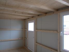 Foto 5 Büro-Lager-Wohncontainer, Imbiss-Würstelstand, Garage