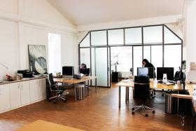 Büro, Arbeitsplatz, Büroplatz, Bürofläche in Bürogemeinschaft Hamburg