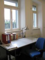 Büroarbeitsplatz in Bürogemeinschaft
