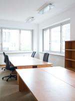 Konferenzraum oder Großraumbüro